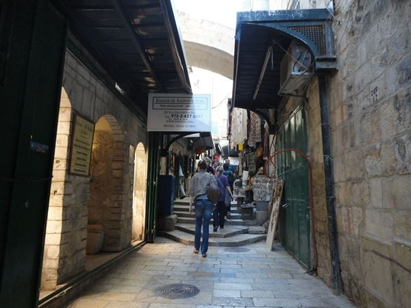 Israel Travel Diary