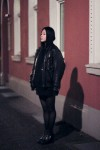 IHEARTALICE - Fashion & Travel-Blog by Alice M. Huynh from Germany: All Black Everything Look wearing Leather Bomber