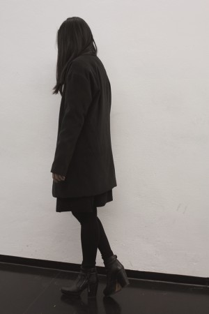 IHEARTALICE - Fashion & Travel-Blog by Alice M. Huynh from Germany: All Black Everything Look wearing Woll Coat