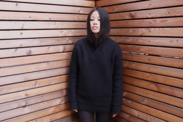 IHEARTALICE - Fashion & Travel-Blog by Alice M. Huynh from Germany: All Black Everything Look wearing Adidas SLVR Men's Knitjumper