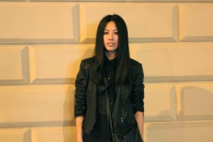 IHEARTALICE - Fashion & Travel-Blog by Alice M. Huynh from Germany: All Black Everything Look wearing Marc Cain Fringe Leather Jacket