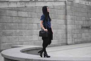 IHEARTALICE – Fashion & Travel-Blog by Alice M. Huynh from Germany: OOTD – Outfit of the Day wearing Acne Studios Track Boots