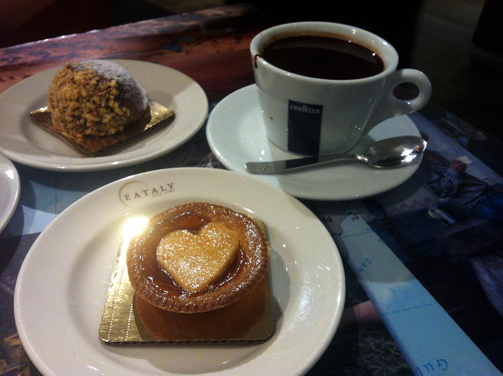 Caffee Lavazza Eataly NY