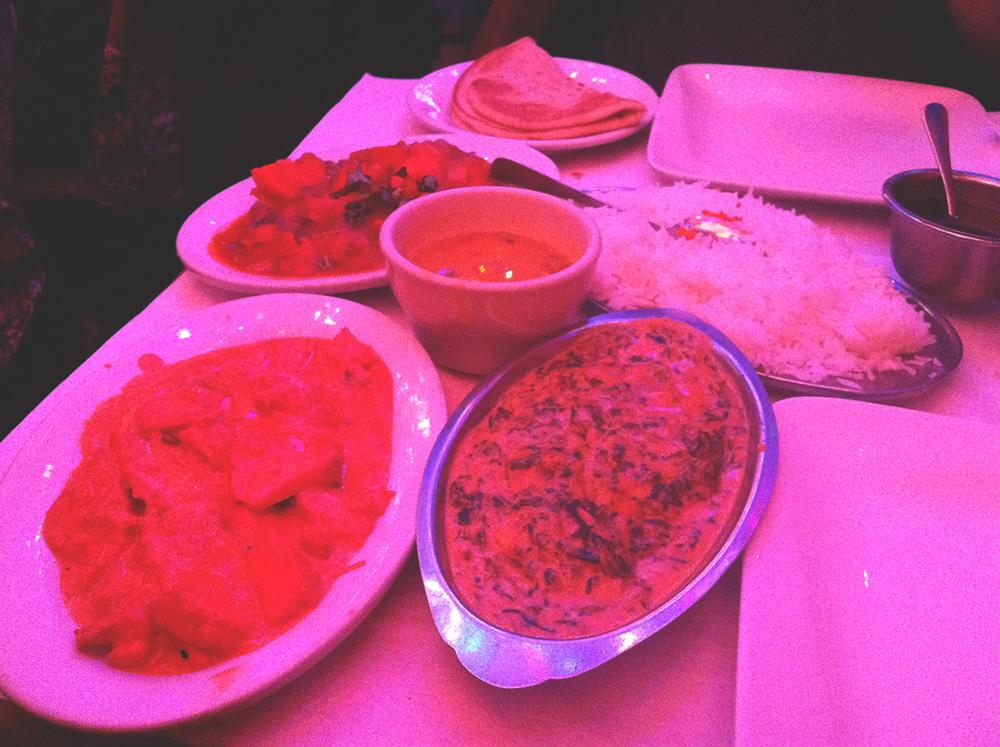 Verrückte Indische Restaurants in NYC