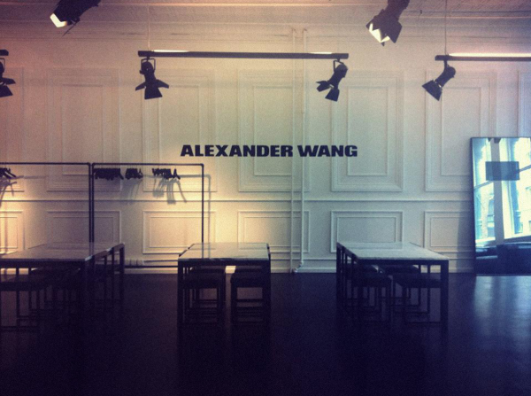 Praktikum bei Alexaner Wang
