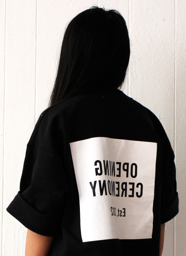 IHEARTALICE.DE – Fashion & Travel-Blog by Alice M. Huynh from Germany: New York/NYC Travel & Food Diary – Mein Leben in New York: All Black Everything Look wearing Opening Ceremony Sweatshirt