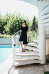 IHEARTALICE.DE – Fashion & Travel Blog: All Black Everything Look wearing elegant casual evening attire