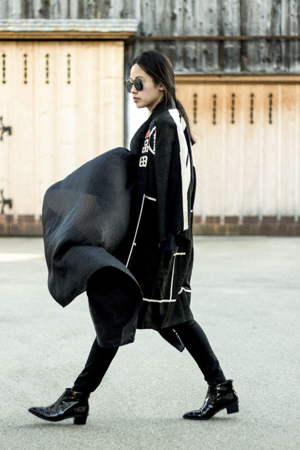 Kimono Happi Coat / Japan Souvenir IheartAlice.com