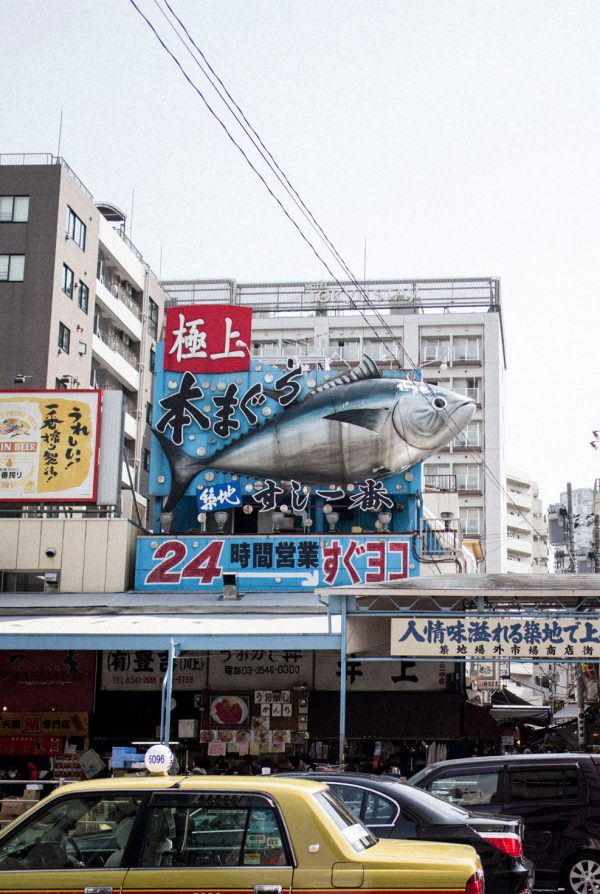Tsukiji Fishmarket - Food Guide Tokyo / Tokyo Travel Diary with IheartAlice.com / Japan Travel Guide