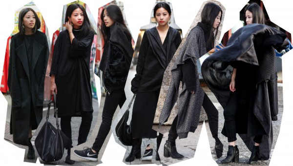 IHEARTALICE.DE – Fashion & Travel-Blog by Alice M. Huynh from Berlin/Germany: All black Everything Look wearing Alexander Wang Boots, tigha Leather Jacket, Prada Shades, MM& Bubble Clutch, Alice M. Huynh Designs, Oversize Dress, Dress over pants / OOTD – Style Guide