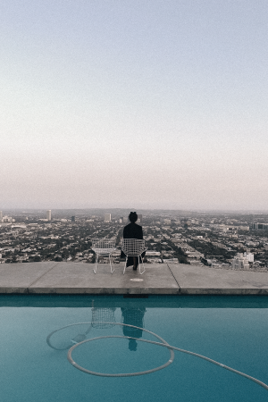 Case Study Houses: Los Angeles Travel Diary / Stahl House in LA / The best view over Los Angeles - IHEARTALICE.COM – Fashion & Travel-Blog by Alice M. Huynh from Berlin