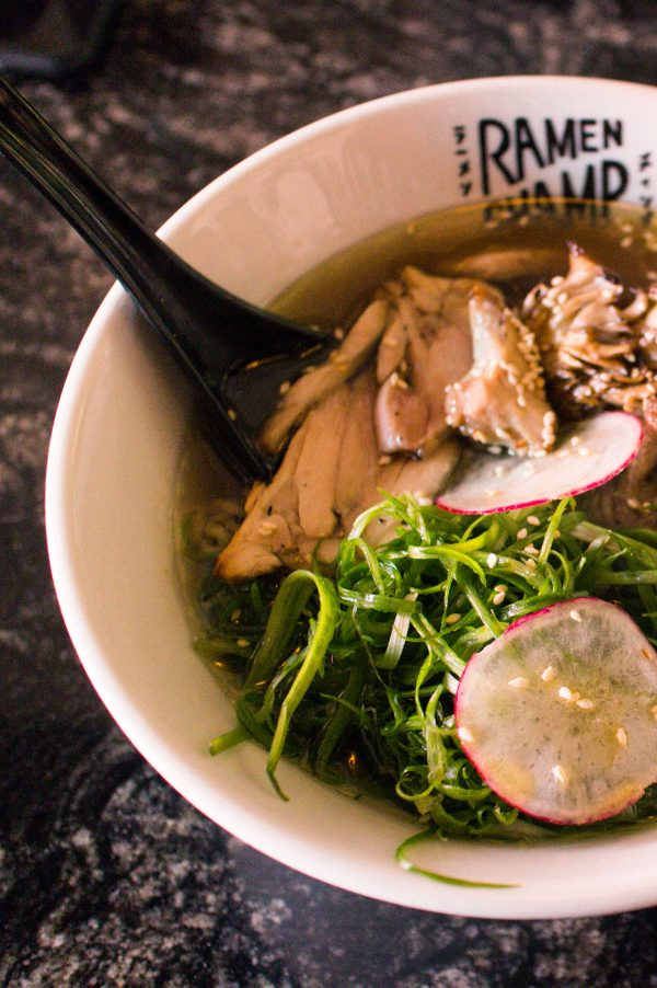 Ramen Champ in LA / Travel Guide & Food Guide to Los Angeles by IheartAlice.com