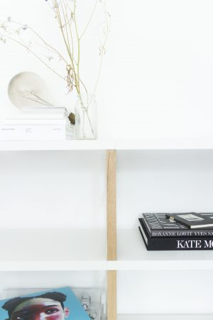 Minimalist Interior – Regalraum Regal Inspiration / IheartAlice.com