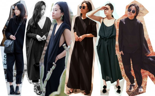 IHEARTALICE.DE – Fashion & Travel-Blog from Germany/Berlin by Alice M. Huynh: Fuerteventura Travel Diary – Black Top, Yohji Yamamoto Pants & Manolo Blahnik Crespo Satin Pumps in Fuerteventura / Spain – Spring and Summer all black everything Looks