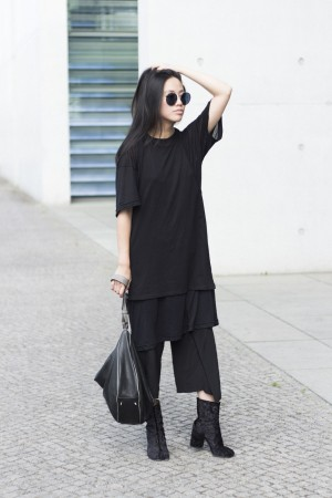 I heart Alice - Fashionblog from Germany: Alice M. Huynh wearing OAK NY, Issey Miyake, &OtherStories, Maison Martin Margiela & Prada