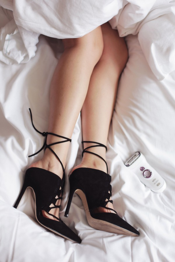 IHEARTALICE – Fashionn& Travel Blog from Berlin/Germany by Alice M. Huynh: Perfect Summer Legs in Heels with Braun Silk-épil 9