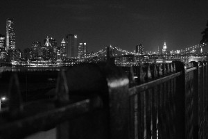 I HEART ALICE - Fashionblog and Travelblog from Berlin / Germany by Alice M. Huynh: Brooklyn Heights, view over Manhattan / NYC by night