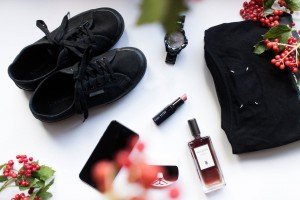 IHEARTALICE – Fashion, Lifestyle & Travel-Blog from Berlin/Germany by Alice M. Huynh: Superga, Karl Lagerfeld Karl7 Watch, Bobbi Brown Lipstick, Serge Lutens Chergui, iPhone 6, Karl Lagerfeld Choupette Mirror, Maison Martin Margiela T-Shirt