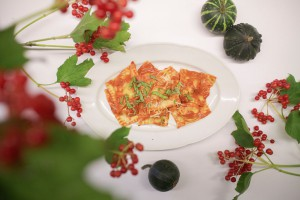 IHEARTALICE – Fashion, Travel, Lifestyle & Food-Blog by Alice M. Huynh: Selfmade/Homemade Pumpkin-Ricotta Ravioli in Tomato Sauce Recipe / Column by Yvi Huynh