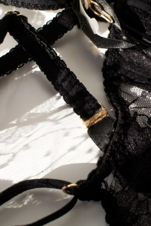 IHEARTALICE.DE – Travel, Lifestyle & Fashion-Blog from Berlin/Germany by Alice M. Huynh: Agent Provocateur Classic Black Lace Dessous Underwear / Lingerie Shopping Haul