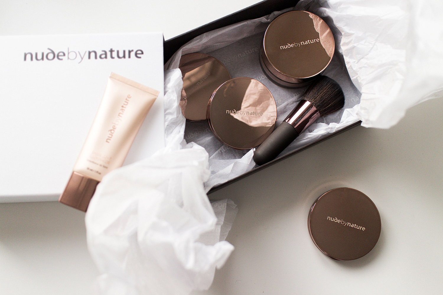 Nude by Nature Christmas Collection Set Review