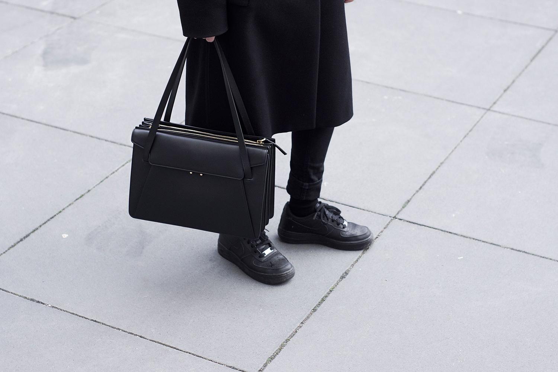 Marni Origami Trunk Shoulder Bag