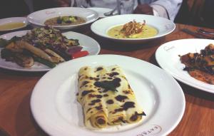 Le Vedure Dinner im Eataly