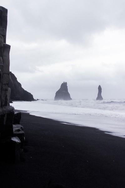 Travelblog: Iceland – Black Sand Beach / Reynisfjara