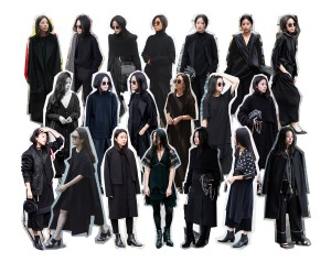 All Black Everything Outfits 2015 / Alice M. Huynh – Looks of 2015
