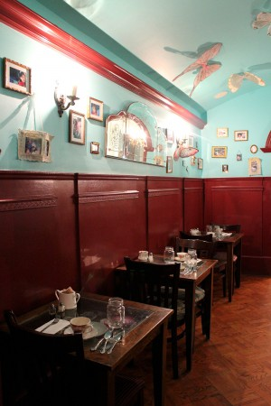 German Fashionblog & Travelblog by Alice M. Huynh – New York Travel Diary: Alice Tea Chapter II Restaurant Review