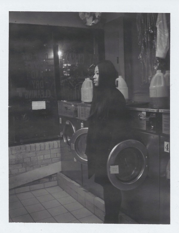 Nightime Polaroids of Alice M. Huynh