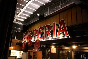 Birreria im Eataly / Flatiron District