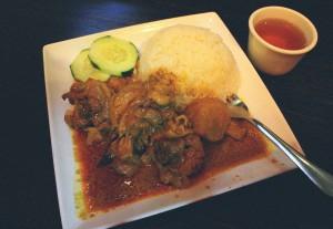 Das beste Curry in Chinatown