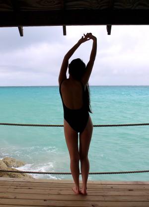 American Apparel Malibu Swimsuit