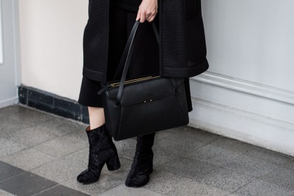 All Black Everything Style by IheartAlice.com