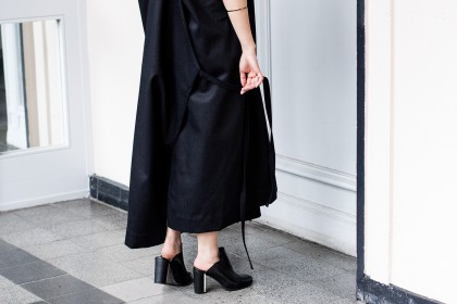 All Black Everything StreetStyle by IheartAlice.com