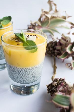 Chia Pudding Rezept by Yvi Huynh