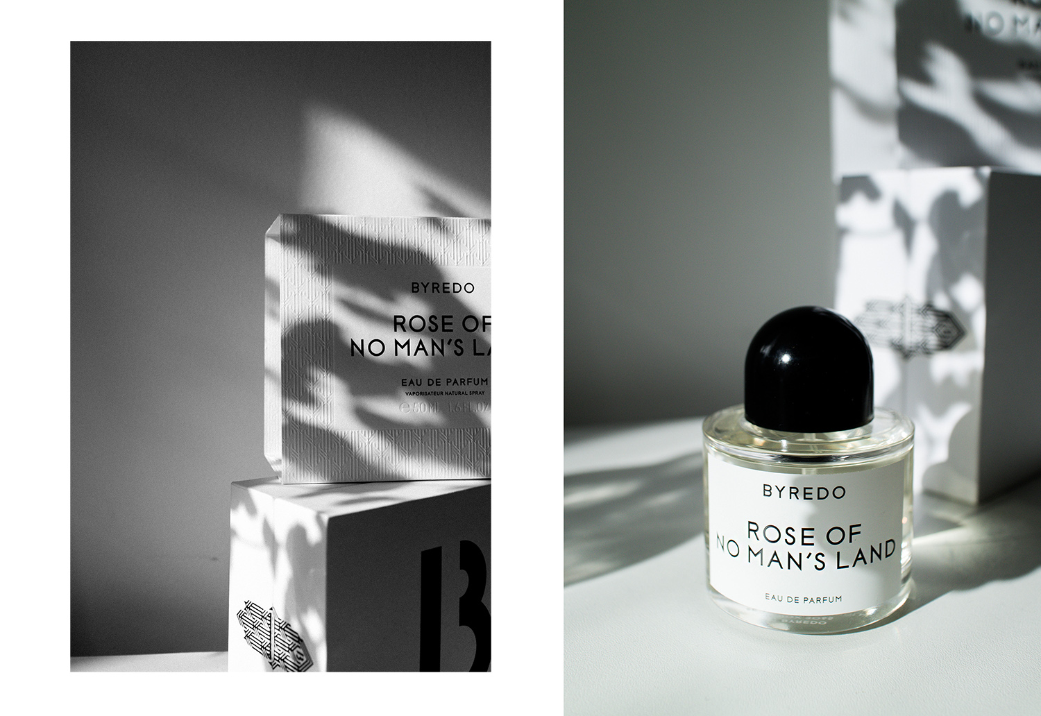 BYREDO Parfume: Rose Of No Man's Land