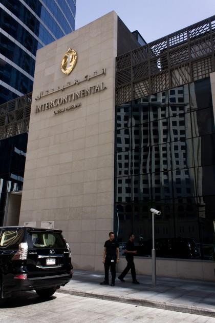Intercontinental Hotel Dubai