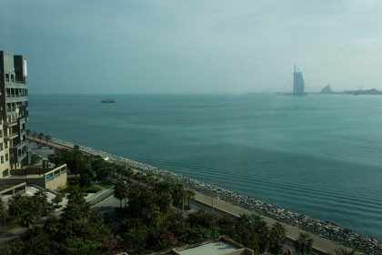 Rixos The Palm Hotel Dubai View