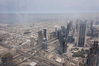 Dubai Burj Khalifa View