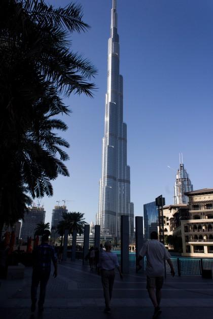 Dubai Travel Guide Burj Khalifa