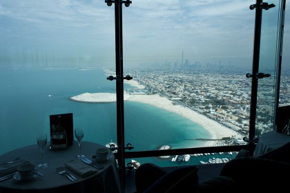 Burj Al Arab Dubai Skyview Bar