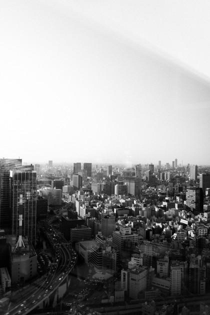 Mandarin Oriental Tokyo / Lunch at Il Pranzo
