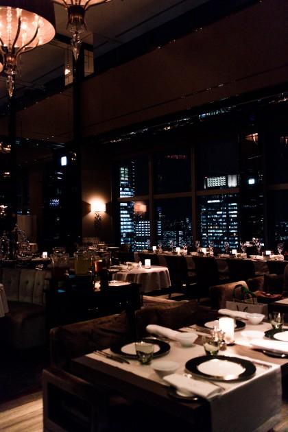 Nadaman im Shangri-La Tokyo