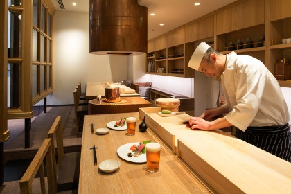 Andaz Tokyo The Sushi