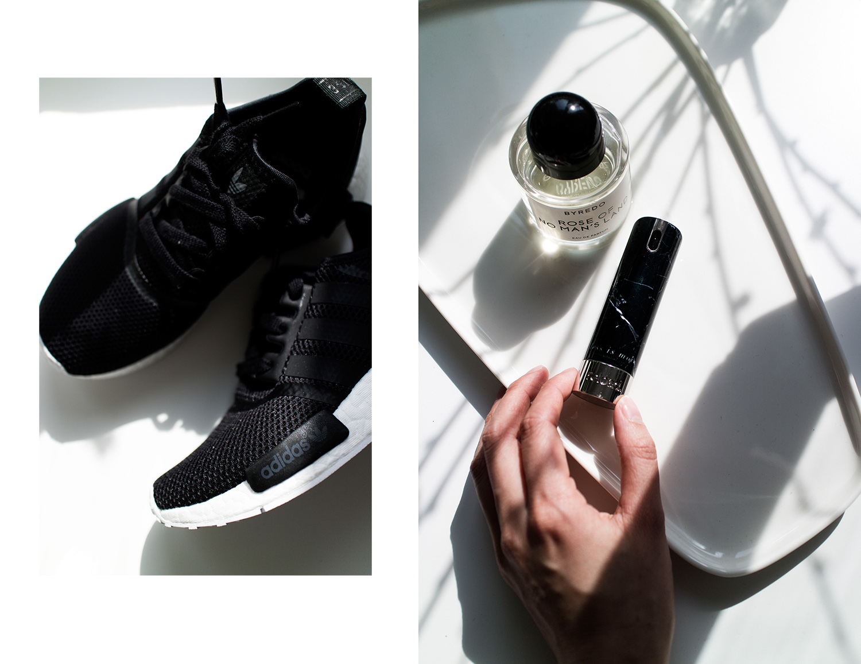 Byredo Parfume & I heart Alice reload skin