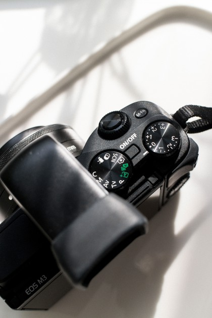 Canon EOS M3 Kamera im Test