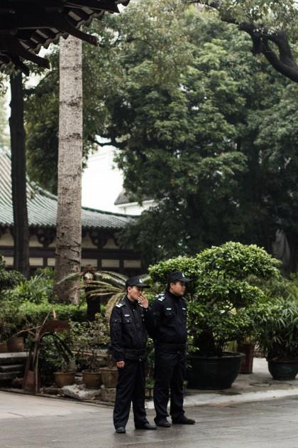 Guangxiao Temple Guangzhou
