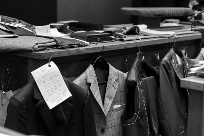 Huntsman on Savile Row / Inside Savile Row, London's well-known area for traditional bespoke tailoring for men – Travel, Lifestyle & Fashionblog by Alice M. Huynh / iHeartAlice.com